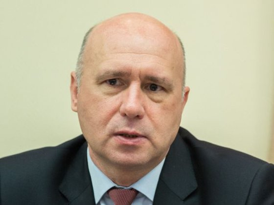 Imaginea articolului Premierul Republicii Moldova Pavel Filip efectuează, marţi, prima vizită oficială în România