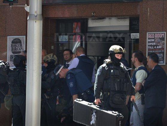 Imaginea articolului ALERTE TERORISTE în Australia: Mai multe şcoli au fost evacuate sau închise