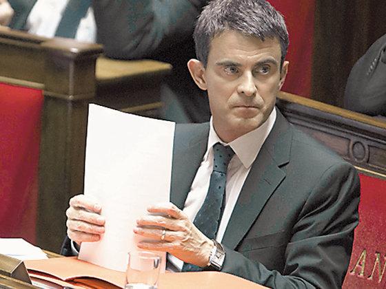 Imaginea articolului Un plic cu EXPLOZIBIL, primit la biroul premierului Franţei, Manuel Valls - surse