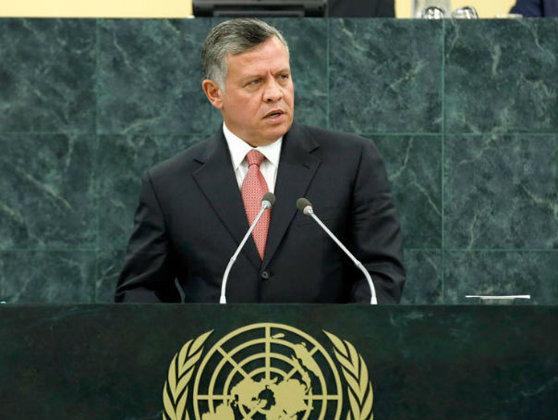 Imaginea articolului Iordania a ajuns în punctul critic din cauza fluxului de refugiaţi, avertizează regele Abdullah