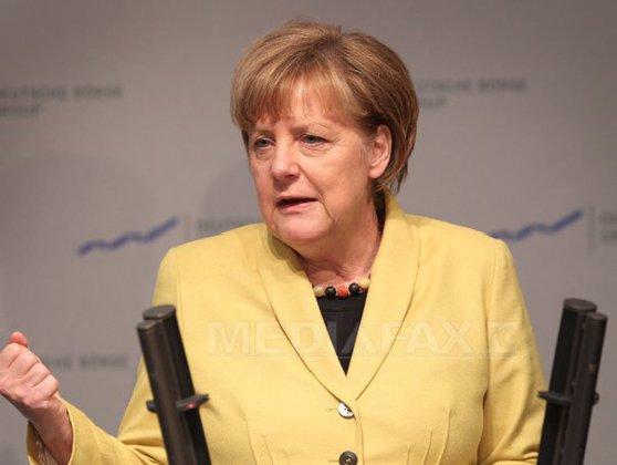Imaginea articolului Popularitatea Angelei Merkel, la cel mai mic nivel. 81% dintre germani contestă politicile imigraţiei
