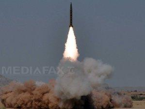 Coreea de Nord a lansat o rachetă balistică. Cum a reacţionat comunitatea internaţională la aflarea veştii - VIDEO