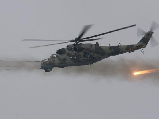 Imaginea articolului Un mort şi doi răniţi după aterizarea forţată a unui elicopter militar în Rusia
