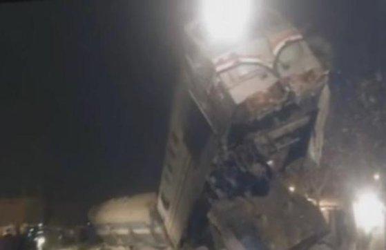 Imaginea articolului Cel puţin de 70 de răniţi într-un accident feroviar produs în Egipt - VIDEO