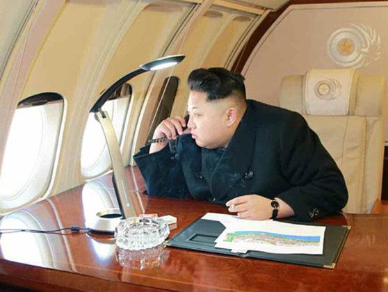 """Imaginea articolului Liderul nord-coreean Kim Jong-un vrea """"şi mai mulţi sateliţi"""""""