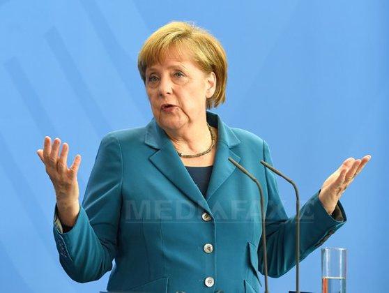 Imaginea articolului Angela Merkel, favorabilă instituirii unei zone de interdicţie aeriană în Siria