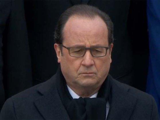 Imaginea articolului Popularitatea lui François Hollande continuă să scadă, ajungând la 20 la sută