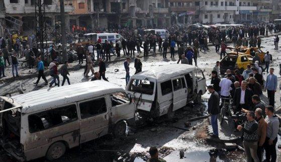 """Imaginea articolului Cel puţin cinci morţi în atacuri separate în Siria, în pofida armistiţiului în vigoare. Rebelii susţin că administraţia Al-Assad a comis unul dintre atacuri: """"Este o încălcare a acordului"""""""