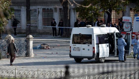 Imaginea articolului Două femei au atacat o secţie de poliţie dintr-o suburbie a Istanbulului