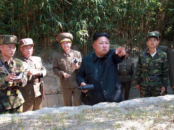 """Imaginea articolului Kim Jong-un ordonă pregătirea armamentului nuclear pentru a fi folosit """"în orice moment"""""""