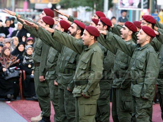 """Imaginea articolului Mişcarea şiită Hezbollah, catalogată """"organizaţie teroristă"""" de Liga Arabă"""