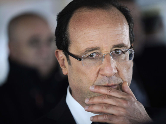 Imaginea articolului Francois Hollande: Nivelul riscului terorist în Franţa rămâne foarte ridicat