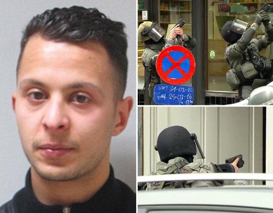 Imaginea articolului Salah Abdeslam, suspectul-cheie în atacurile de la Paris a părăsit Spitalul Saint-Pierre de la Bruxelles