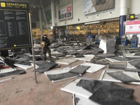Imaginea articolului Teroristul Ibrahim el Bakraoui, care a provocat masacrul de la aroportul din Bruxelles, a fost expulzat din Turcia de două ori - FOTO