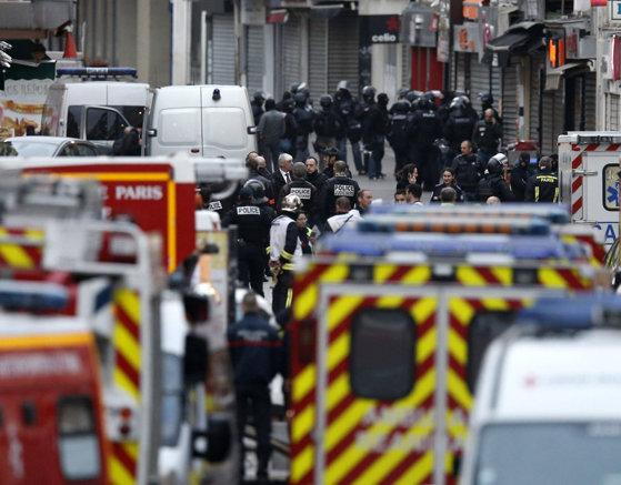Imaginea articolului Trei explozii consecutive în oraşul belgian Liege soldate cu cel puţin un rănit