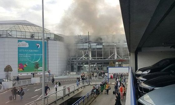 Imaginea articolului Aeroportul Internaţional Bruxelles-Zaventem rămâne închis miercuri
