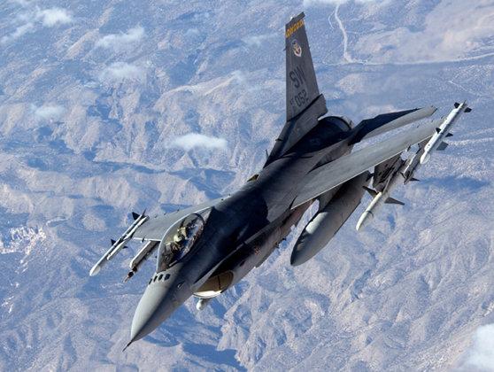 Imaginea articolului Un avion de vânătoare american s-a prăbuşit în Afganistan
