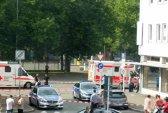 NOU ATAC în Germania: Un imigrant sirian a omorât o persoană şi a rănit alte două - FOTO, VIDEO