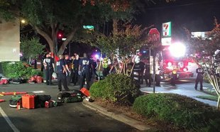 Imaginea articolului UPDATE Atac armat într-un club din Florida: Cel puţin doi morţi şi peste 14 răniţi / Trei suspecţi, reţinuţi -  FOTO/VIDEO
