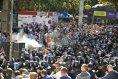 Imaginea articolului Proteste la Chişinău, în ziua celebrării a 25 de ani de la obţinerea independenţei de către Republica Moldova. Poliţia a foslosit gaze lacrimogene - FOTO, VIDEO