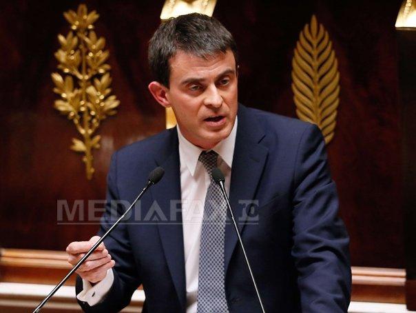 Imaginea articolului Manuel Valls demisionează din funcţia de premier al Franţei şi se înscrie în cursa electorală pentru funcţia de preşedinte