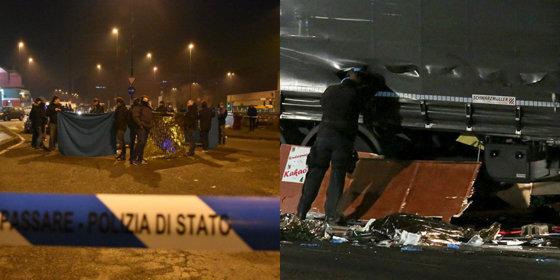 Imaginea articolului Autorul atacului de la Târgul de Crăciun din Berlin a fost împuşcat mortal de poliţie în oraşul italian Milano/ Acesta jurase credinţă Stat Islamic într-o înregistrare video