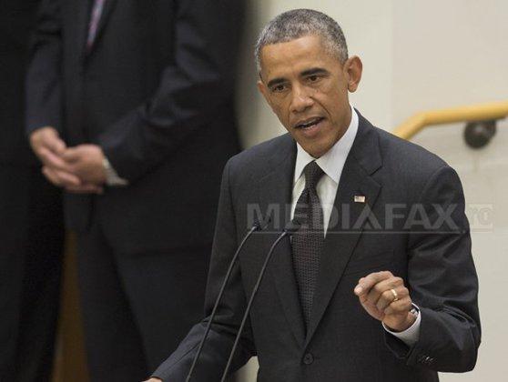 Imaginea articolului VIDEO Barack Obama, în lacrimi în timp ce s-a adresat soţiei Michelle, în ultimul discurs prezidenţial. Al 44-lea preşedinte al SUA şi-a luat adio de la poporul american