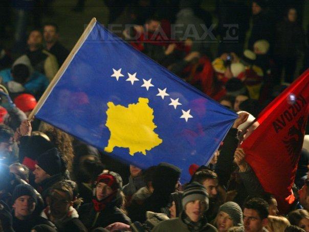 Imaginea articolului Escaladarea tensiunilor dintre Serbia şi Kosovo, după oprirea unui tren naţionalist sârb