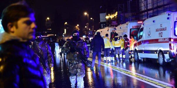 Imaginea articolului Autorul atentatului comis de Revelion la Istanbul, soldat cu 39 de morţi, a fost arestat