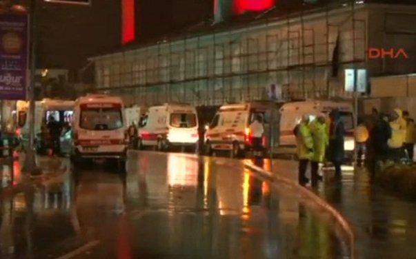 Imaginea articolului Suspectul arestat de autorităţile turce a recunoscut că a comis atentatul de Revelion
