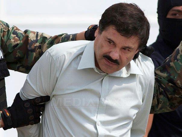 """Imaginea articolului Celebrul lider interlop Joaquin """"El Chapo"""" Guzman a fost extrădat de Mexic în Statele Unite"""