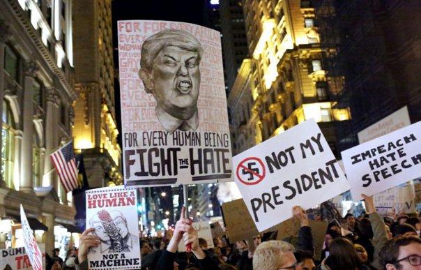 Imaginea articolului Cel puţin 90 de manifestanţi au fost reţinuţi după protestele de la Washington