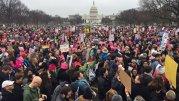 America zguduită de PROTESTE anti-Trump: MILIOANE de oameni, alături de celebrităţi, în stradă - GALERIE FOTO, VIDEO