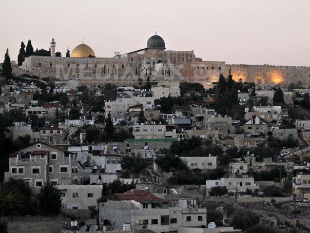 Imaginea articolului Israelul a aprobat un plan de construire a sute de locuinţe în Ierusalimul de Est
