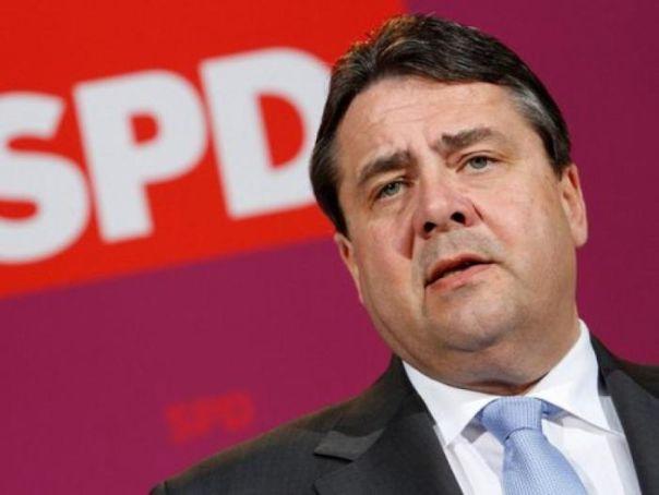 Imaginea articolului Sigmar Gabriel, vicecancelarul Germaniei, îl propune pe Martin Schulz candidatul SPD la funcţia de cancelar al Germaniei