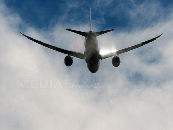 Imaginea articolului VIDEO Un avion de pasageri a fost escortat de aeronave militare, deasupra Germaniei. Avionul probabil traversase spaţiul aerian al României