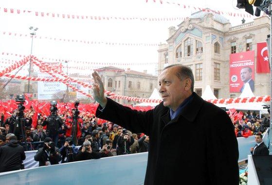 Imaginea articolului Preşedintele Recep Erdogan spune că TURCIA ar putea organiza un referendum privind reinstituirea pedepsei cu moartea