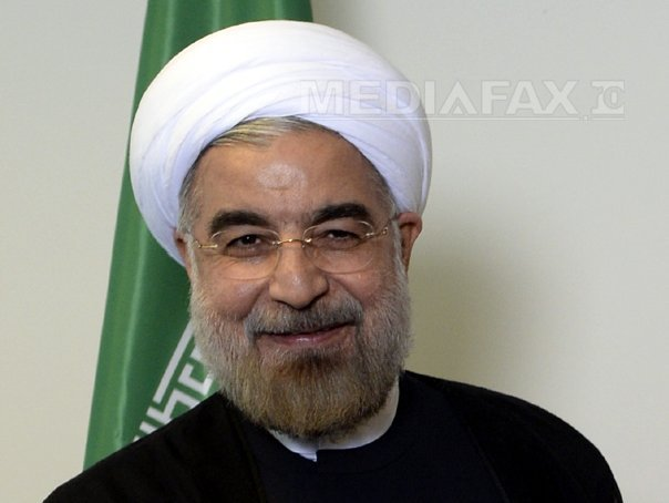 Imaginea articolului Oficial iranian: Preşedintele Hassan Rouhani va candida pentru un al doilea mandat