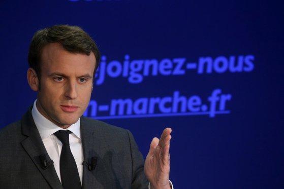 Imaginea articolului Emmanuel Macron o va învinge clar pe Marine Le Pen în turul II al prezidenţialelor din Franţa, potrivit unui sondaj