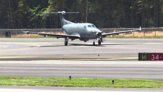 Imaginea articolului Avion militar, prăbuşit în Statele Unite: Trei oameni au murit