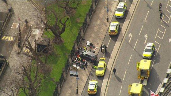 Imaginea articolului Cine sunt cei doi români răniţi în ATENTATUL de la Londra/ Anunţul oficialilor români