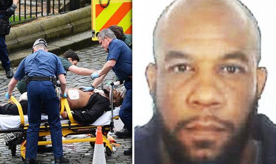 Imaginea articolului Cum arată autorul atacului terorist la Londra. Poliţia a făcut publică fotografia acestuia