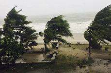 Imaginea articolului IMAGINILE ZILEI Cel mai puternic ciclon din ultimii şase ani se apropie de Australia