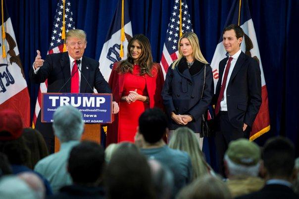 Imaginea articolului Ivanka Trump şi-a luat oficial JOB la Casa Albă. Fiica lui Donald Trump este ANGAJATĂ pe post de consilier al preşedintelui