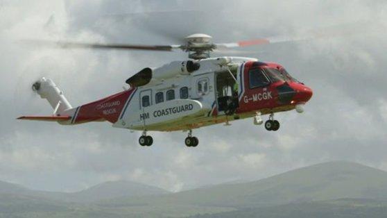 Imaginea articolului Cel puţin cinci morţi după prăbuşirea unui elicopter în Marea Britanie