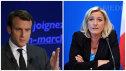 Imaginea articolului REZULTATE FINALE ALEGERI FRANŢA. Emmanuel Macron şi Le Pen se vor confrunta în turul al doilea al alegerilor prezidenţiale