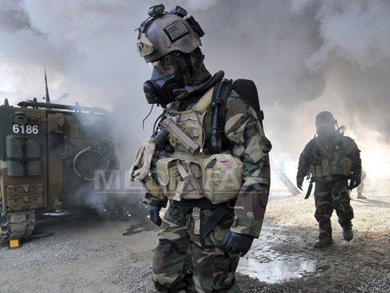 Imaginea articolului Oficial din Ministerul rus de Externe: Teroriştii din Siria pot să producă ARME CHIMICE sau le pot lua din depozitele existente în Libia şi Irak