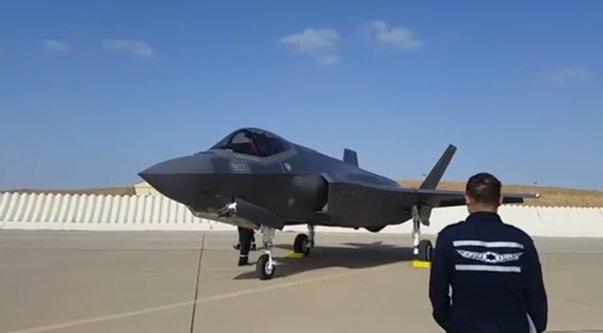 Imaginea articolului VIDEO Israelul a primit din Statele Unite încă trei avioane de vânătoare F-35, invizibile pe radare