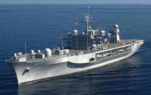 Imaginea articolului Nave militare din SUA, Coreea de Sud şi Japonia efectuează exerciţii în apropierea Coreei de Nord
