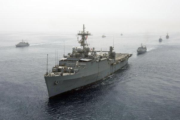 Imaginea articolului Rusia avertizează că urmăreşte cu atenţie distrugătorul britanic HMS Daring, aflat în apele României
